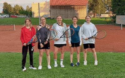 Tennis Bericht 4. Spieltag KW27