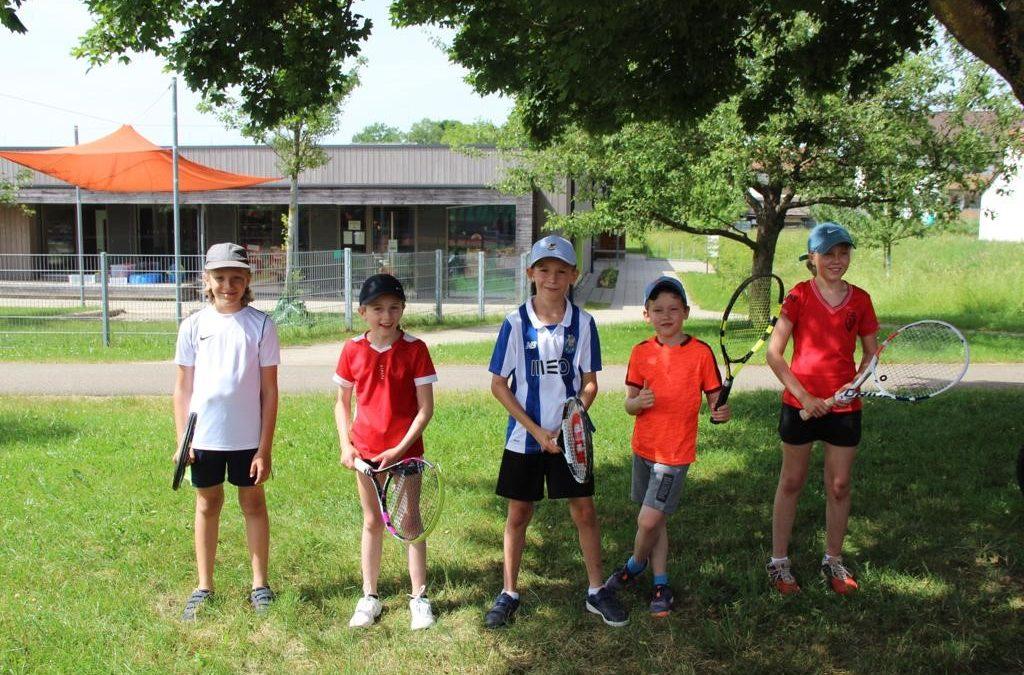 Tennis Bericht 1. Spieltag KW24