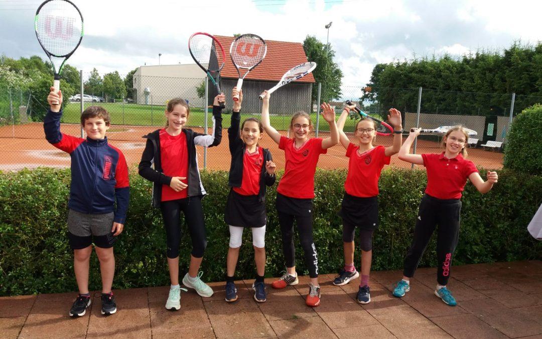 Tennis Bericht 3. Spieltag KW26
