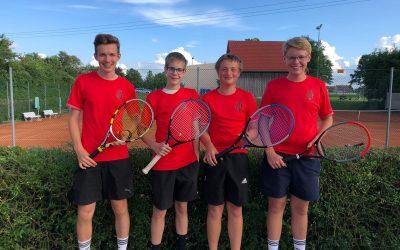 Tennis Bericht 2. Spieltag KW25